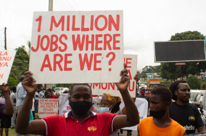 Pictorial: CDEDI, BT Business Operators Demonstration in Pictures